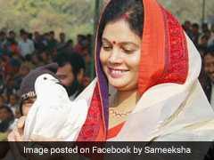 Ex-Gwalior Mayor Sameeksha Gupta Quits BJP Ahead Of Assembly Polls