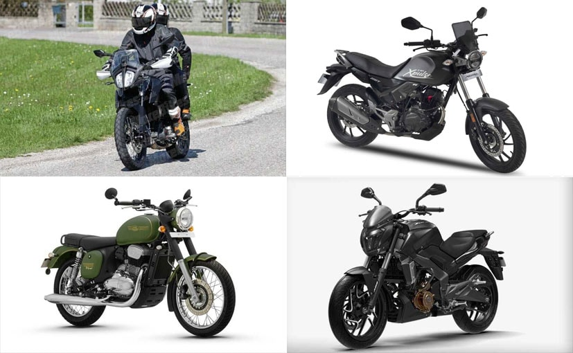2019 will see bikes including the updated Bajaj Dominar, new Jawas & the KTM 390 Adventure