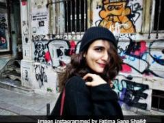 Fatima Sana Shaikh Is Giving Us Major Vacation Goals. See Pics
