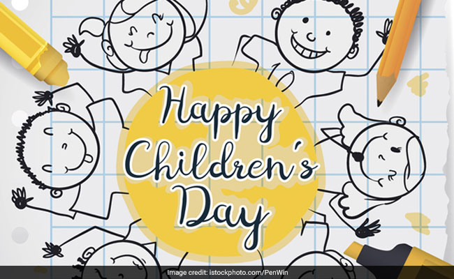 Happy Children Day  IMAGES, GIF, ANIMATED GIF, WALLPAPER, STICKER FOR WHATSAPP & FACEBOOK
