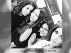 Shweta Bachchan Nanda's 'Nightcap With Madcaps' Gauri Khan And Farah Khan