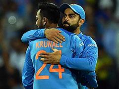 Virat Kohli Sets Sight On Tests After India Draw T20I Series