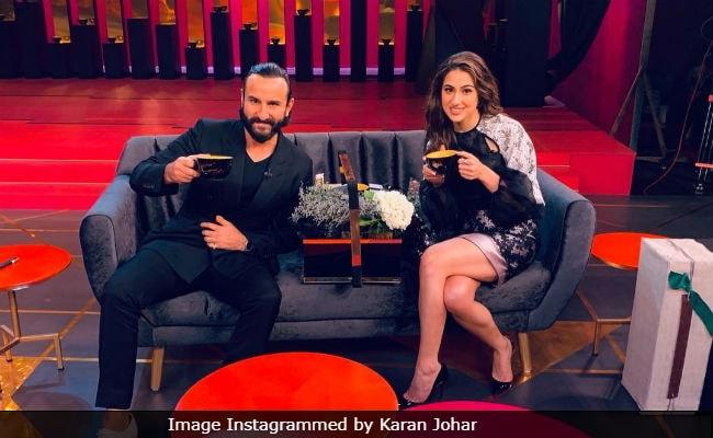 Koffee With Karan 6: Saif Ali Khan Would Ask Sara's Boyfriend These 3 Questions