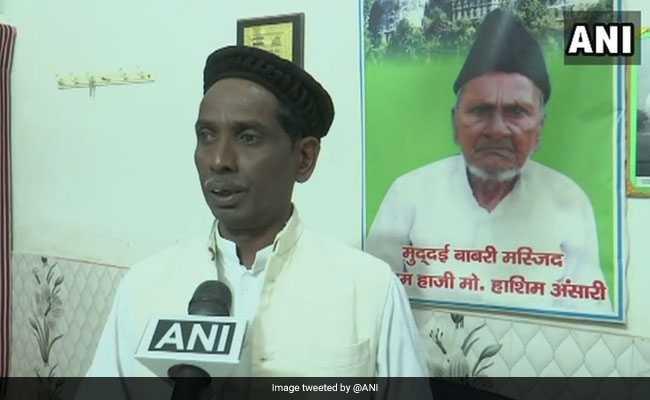 अयोध्या में सुरक्षा व्यवस्था पर मुस्लिम पक्षकार इकबाल अंसारी ने की योगी की तारीफ, लेकिन मंशा पर उठाए सवाल