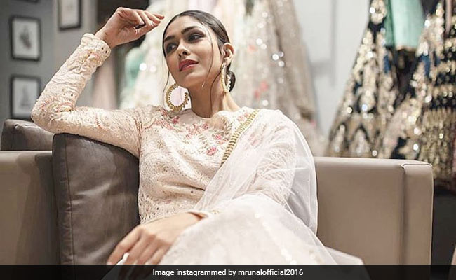 Mrunal Thakur, Who Plays Sivagami In Netflix's Baahubali Series, Says, 'I'm Living My Dream'