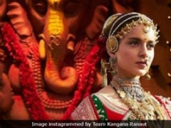 <i>Manikarnika</i>: Kangana Ranaut Says She 'Struggled' When She Took Over As Director