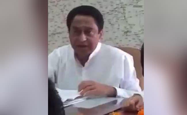 कांग्रेस नेता कमलनाथ के वायरल वीडियो से मची सनसनी - 'अगर मुस्लिम इलाकों में 90% वोट नहीं पड़े, तो होगा बड़ा नुकसान'