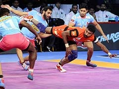 Pro Kabaddi League: Bengaluru Bulls Beat Jaipur Pink Panthers, Gujarat Fortunegiants Edge Past UP Yoddha