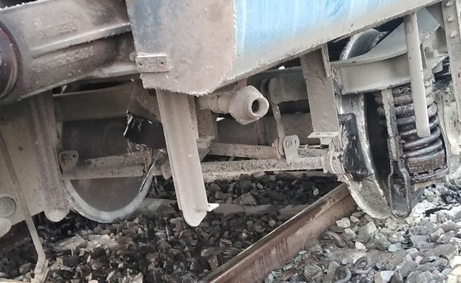 Puri-Bound Dhauli Express Derails, No Casualties Reported