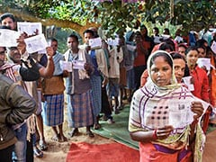Around 70% Polling In Chhattisgarh Phase 1 Amid Maoist Threat: 10 Points