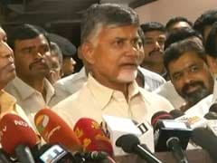 Andhra Pradesh Chief Minister Naidu Inducts Two Ministers In Cabinet