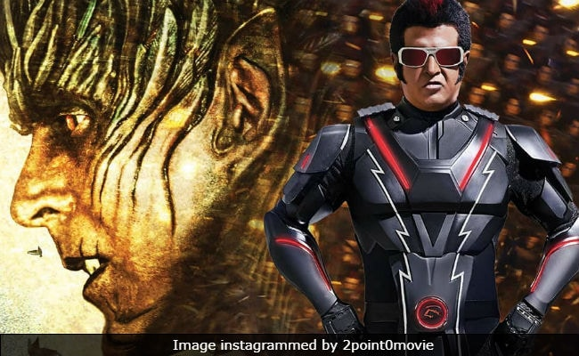 '2.0' box-office collection Day 3