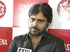 In Electoral Debut In Andhra, Pawan Kalyan Uses Star Power To Get Votes