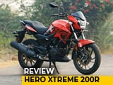 Video : Hero Xtreme 200R Review