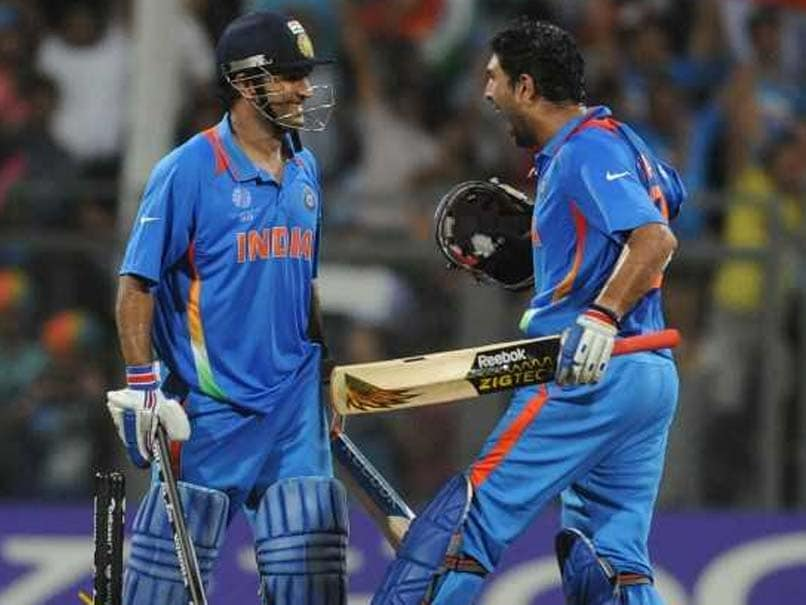 Ms Dhoni Reveals Why He Came Out To Bat Before Yuvraj Singh