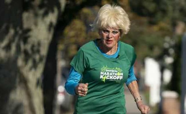 'It's An Addiction': 85-Year-Old French Woman's Love For Marathons
