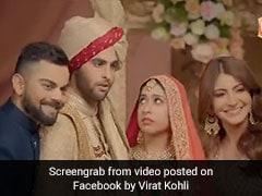 विराट कोहली-अनुष्का शर्मा ने मारे एक-दूसरे को तानें, दोस्त से बोले- क्यों कर रहा है शादी, देखें VIDEO