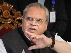 """Separatists, Leaders Crushed Dreams Of Kashmir's Youth"": Satya Pal Malik"