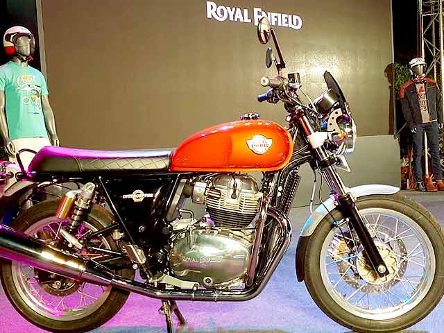 Video : Royal Enfield 650 Twins Launched