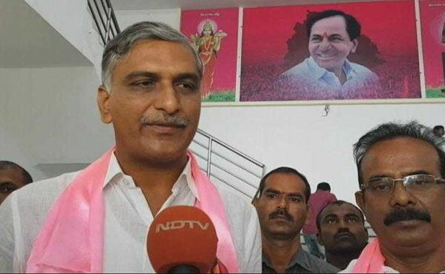 All Not Well In KCR Family? Nephew Harish Rao Dismisses Reports Of Rift thumbnail