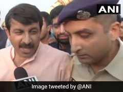 सिग्नेचर पुल विवादः बीजेपी सांसद ने छह धाराओं में दर्ज कराया केस, केजरीवाल और अमानतुल्लाह को बनाया आरोपी