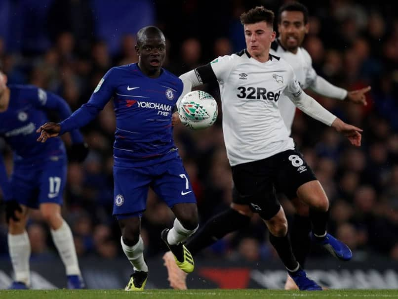 Chelsea Beat Frank Lampards Derby In League Cup Halloween Thriller