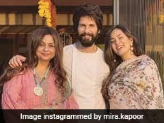 Mira Rajput Shares A Million Dollar Video Of Neelima Azeem Dancing On This Classic Bollywood Song