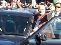 Northeast Has Moved Beyond Guns, Shutdowns, Blockades: PM Modi In Mizoram