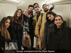 This Diwali, Anil Kapoor, Sonam-Anand, Rhea And Sunita Light Up 'London Nights'