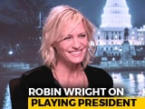 Video: Robin Wright On Directing <i>HOC</i> Finale & Kevin Spacey's Exit