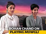 Video : <i>Mowgli</i>: Freida Pinto & Rohan Chand's Jungle Diaries
