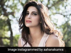 Aahana Kumra Says Sajid Khan 'Did The Same Thing' With Her That Saloni Chopra Wrote About
