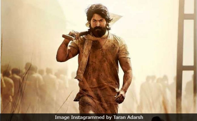 Trending: New Poster Of KGF Introduces Us To The 'Bloody