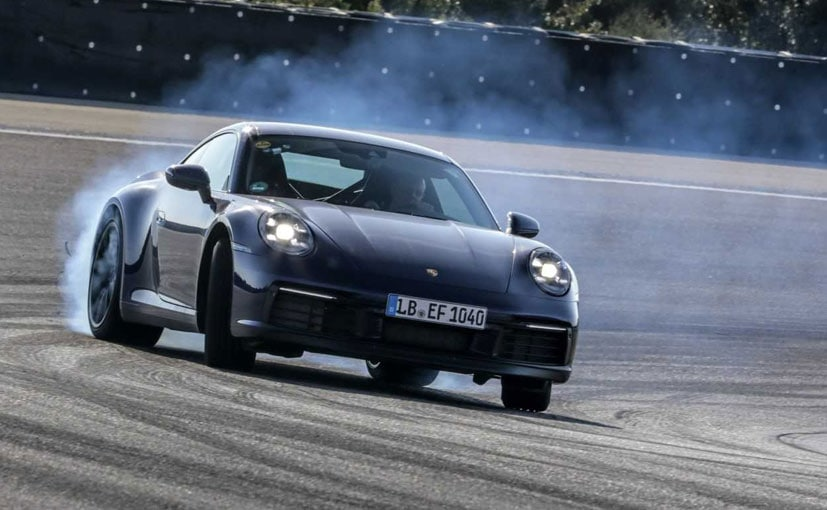 The eight-generation Porsche 911 will be launched in Europe in early 2019
