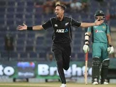 Pakistan vs New Zealand: Trent Boult's Hat-Trick That Rattled Pakistan In Abu Dhabi - Watch