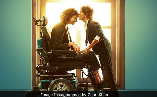 Shah Rukh Khan And Anushka Sharma's New Zero Poster: Gauri Khan Couldn't Help But Notice This...