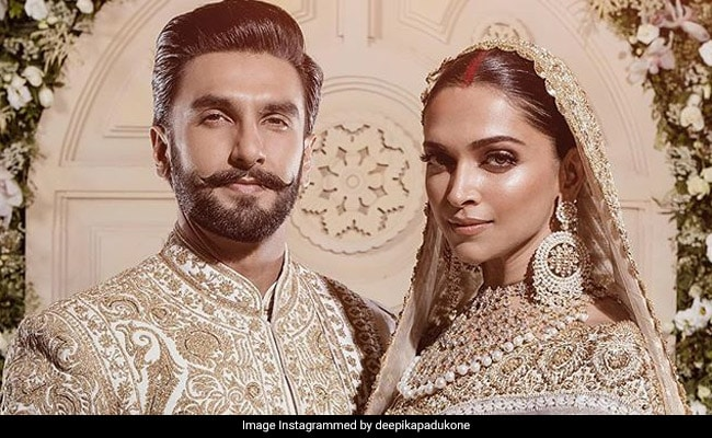 Inside DeepVeer's wedding reception in Mumbai