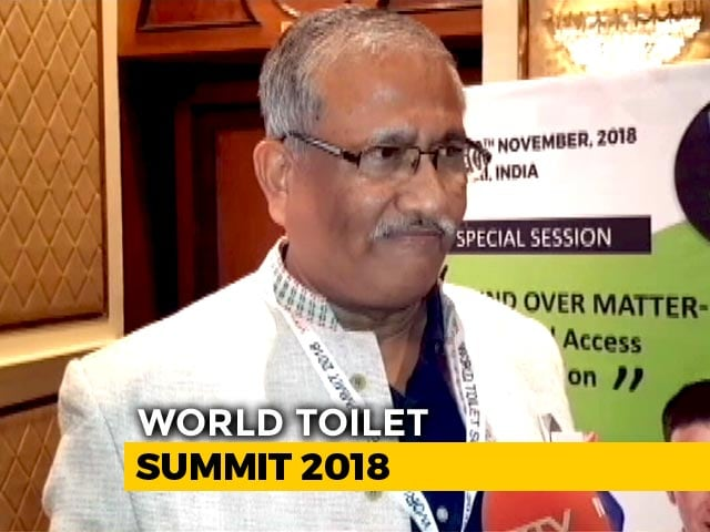 Video : World Toilet Summit 2018: Experts Speak