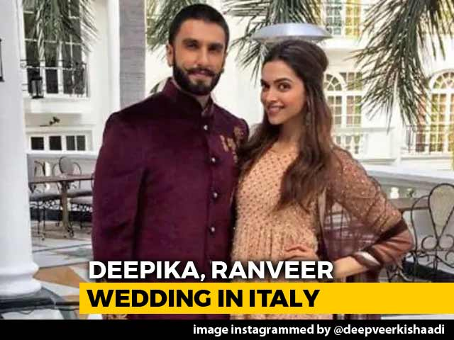 Deepika & Ranveer Are Married! Take A Look At Their Fairytale Love Story
