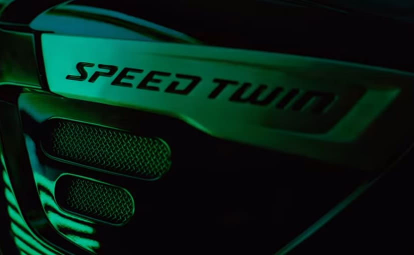 The Triumph Speed Twin will be the latest addition in the Bonneville family