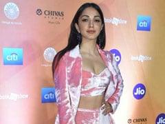 Just Kiara Advani Inspiring Us To Try Wearing Velvet This Winter