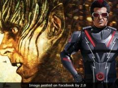 <i>2.0</i> In Trouble? Complaint Against Rajinikanth's Film For 'Promoting Anti-Scientific Attitude'