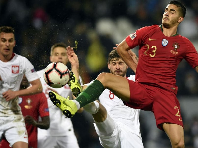 Portugal Held By Poland, Sweden Promoted In Nations League