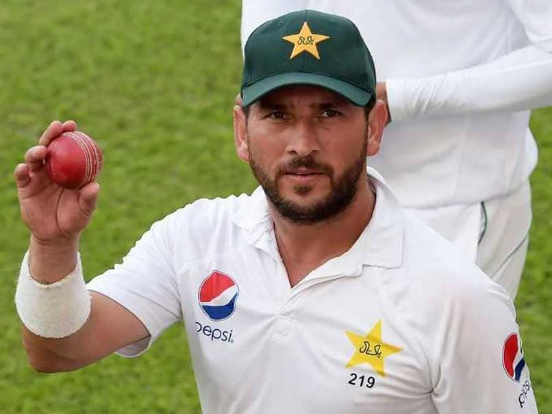 Yasir Shah Targets Australian Legend Clarrie Grimmetts Record