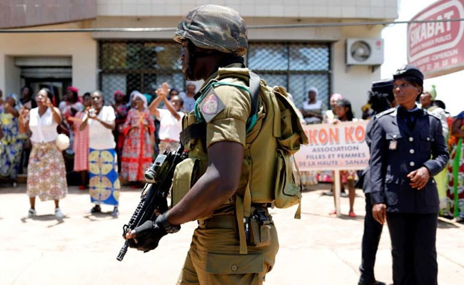 Dozens of students kidnapped from boarding school in Cameroon