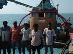 22 Fishermen Detained By Pakistan, Andhra Seeks Centre's Help For Its 8