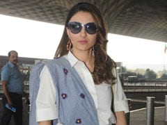 How Soha Ali Khan Made This Stylish Outfit Her Best Airport Look Yet