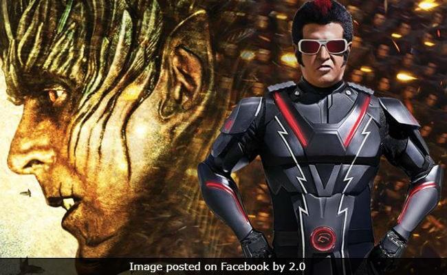 2.0 In Trouble? Complaint Against Rajinikanth's Film For 'Promoting Anti-Scientific Attitude'