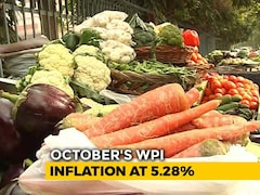 Video: Wholesale Inflation Surges To Four-Month High In October
