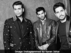 Koffee With Karan 6: Sidharth Malhotra And Aditya Roy Kapur Are All Set To Sip Coffee On The Show